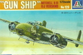 """Gun Ship"" Mitchell B-25 H / J Versions"
